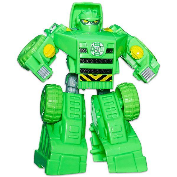 Transformers Rescue Bots mini robotok - Boulder - . kép
