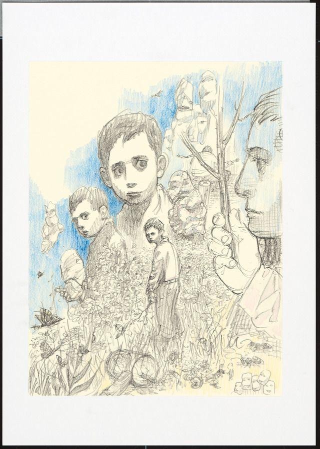 「ガウディ×井上雄彦―シンクロする創造の源泉―」に5組10名様をご招待 2枚目の写真・画像