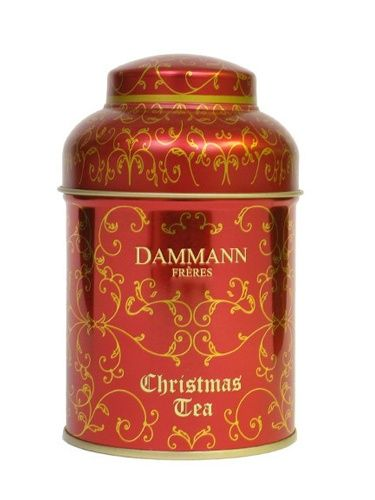Dammann Tea is Served at the Illy Coffeeshop in the Kyobo bookstore. I had the Rooibos. It was refreshing.