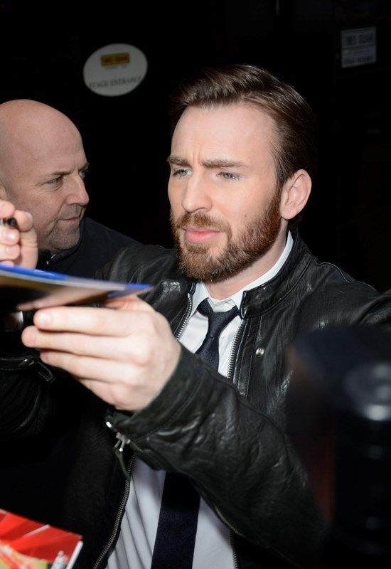 14 best chris evans on good morning america march 31  014