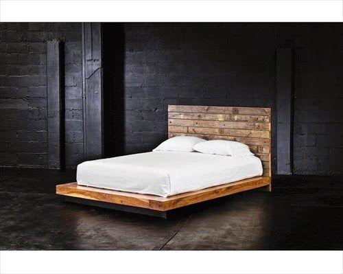 34 όμορφα κρεβάτια απο παλέτες!