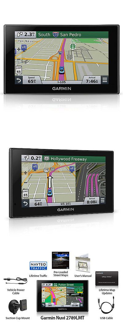 Unisex Fragrances: Garmin Nuvi 2789Lmt 7 Touchsreen Gps W / Free Lifetime Maps And Traffic Updates BUY IT NOW ONLY: $279.95
