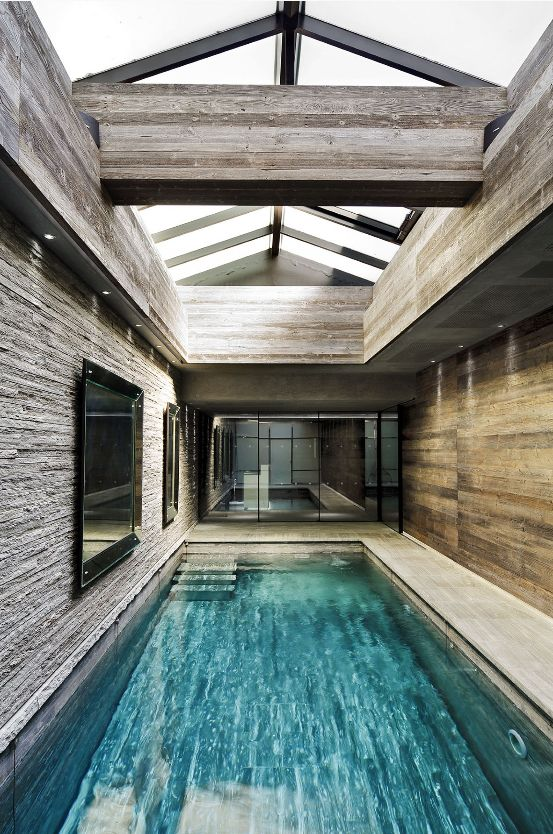 17 best ideas about villa design on pinterest modern for Belle piscine paris