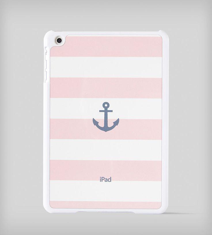 Nautical Stripe iPad Mini Case - Pink | Gear  Gadgets iPad | BlissfulCASE | Scoutmob Shoppe | Product Detail