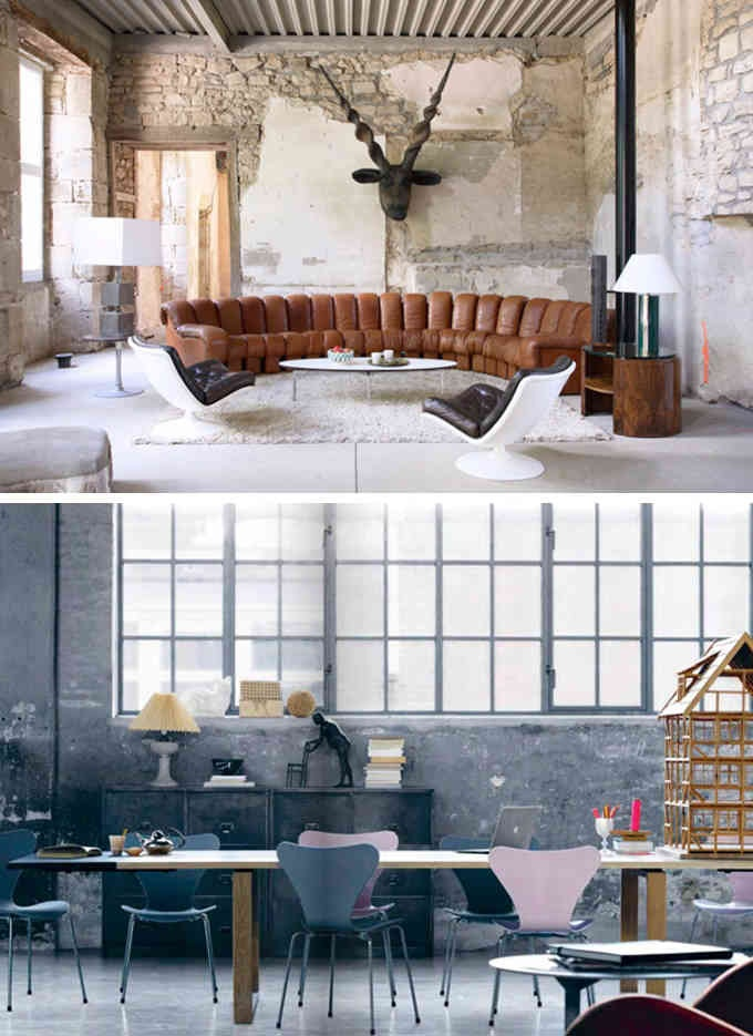 17 best rough luxe images on pinterest architecture for Cool boutique hotels london