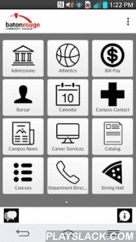 Baton Rouge Community College  Android App - playslack.com ,  BRCC provides mobile apps to its students, faculty and staff with the goal of making access to education easy. BRCC has an official presence on the Google Play Marketplaces.The official BRCC mobile app provides information for students, faculty and staff with emergency alerts, course information, campus news and social media. BRCC biedt mobiele apps aan haar studenten, docenten en medewerkers met het doel om de toegang tot…