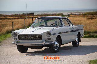 FIAT 2100 En Plein Vignale – 1961