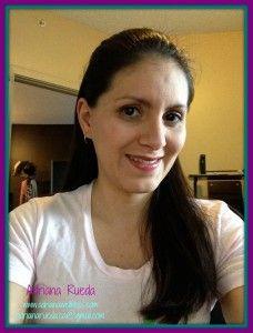 I'm Adriana Rueda - passionate, focus, motivated