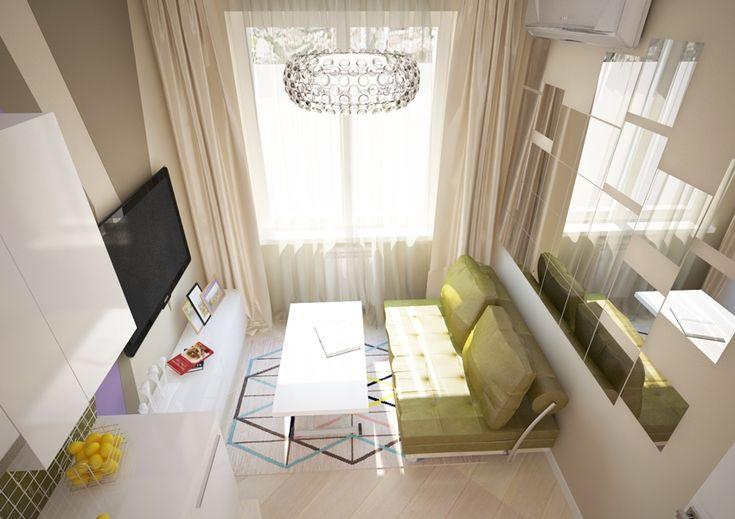 Планировочные и дизайнерские решения, которые превращают маленькие квартиры в просторное и комфортное жилье