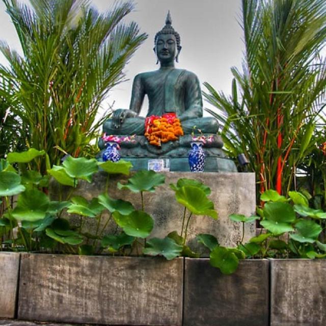9 Front Garden Ideas Anybody Can Try: 29 Best Thai Style Garden Design Images On Pinterest