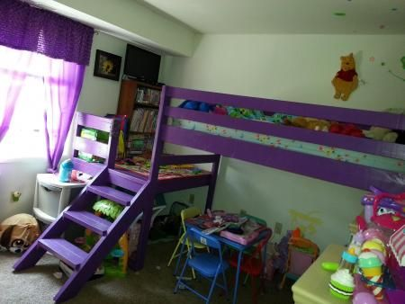 Camp Loft Bed Do It Yourself Home Projects From Ana