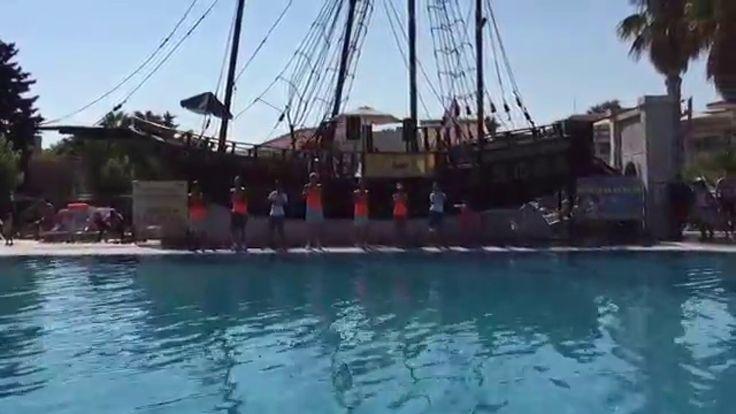 Get into the Yaara Yaara rythm at Kipriotis Village Resort pool! #KipriotisHotels #Greece #KipriotisVillage #Entertainment #KipriotisTeam #Fun #Holidays #Vacation #Summer https://youtu.be/Sf8r-OJ0pkI