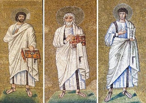 San apolinar, profetas