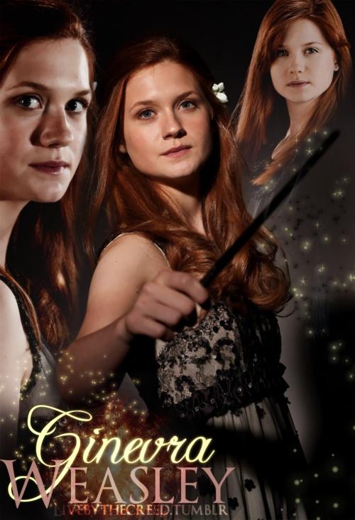 Ginny Weasley. #DeathlyHallowsPartI