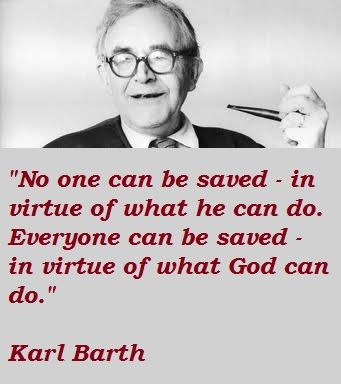karl barth quotes - Google 検索