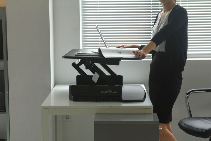 Relax & improve your quality of life with a VARIDESK standing up desk - #standingupdesk - http://uk.varidesk.com/standing-up-desks
