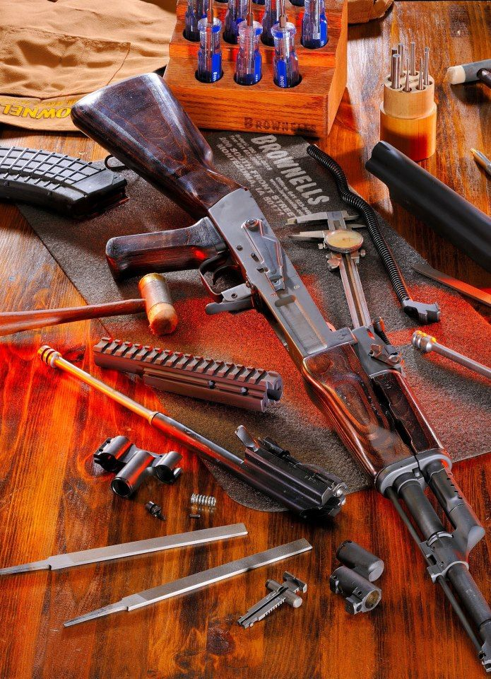 Build Your Own Gun Cabinet - WoodWorking Projects & Plans