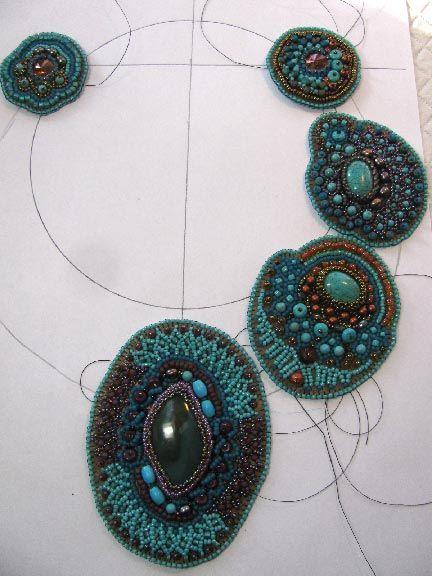 Best ideas about bead art on pinterest simple tie