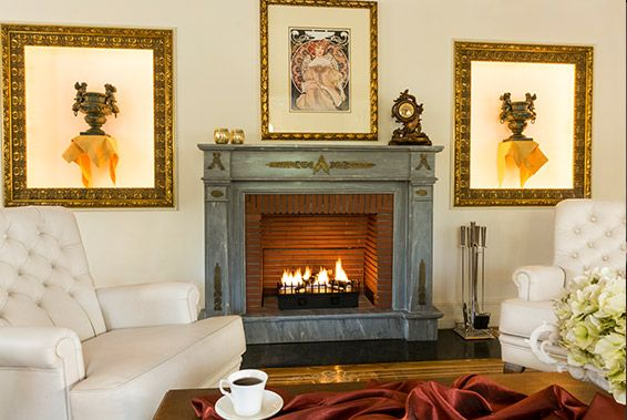 This revolutionary bio-ethanol fireplace installed into an existing or an old fireplace instantly upgrades its functionality. You can literally insert the unit into the old fireplace. HotBox is patented BEV technology  which improves a burning process and elongates the burning time to even 5 hours.  It does not require any clean up and you don't have to worry about proper ventilation or cleaning the flue, because the device is vent-free.