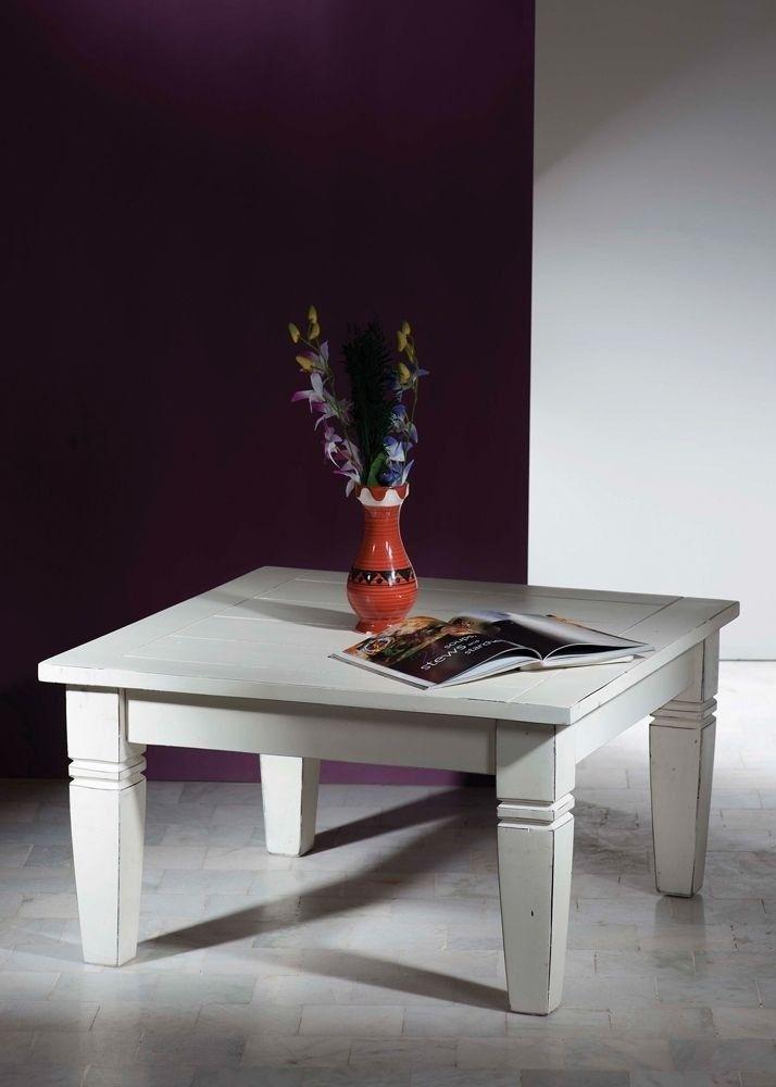 Nauhuricom  Couchtisch Antik Weiß ~ Neuesten Design