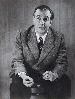 Jorge Luis Borges 1951,#biblioteques_UVEG
