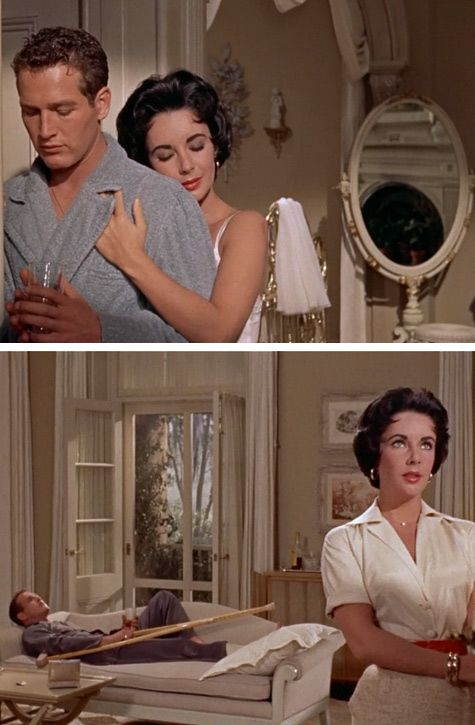 sex-yPaul Newman, Cat On A Hot Tin Roof, Cat On A Hot Tins Roof Movie, Elizabeth Taylors, Groovy Movie, Favorite Movie, Liz Taylors, Cat On A Hot Tins Roof 1, Favourite Movie