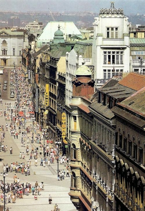 Prague by D.Vrzak,70-80s