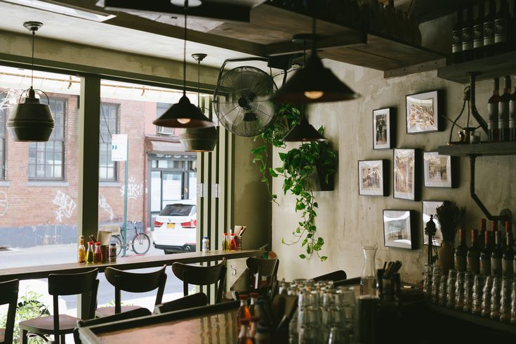 Kiki's is a new Lower East Side Greek restaurant that is probably cooler than you.