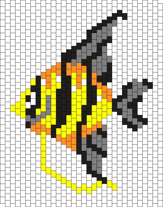 Fish Bead Pattern