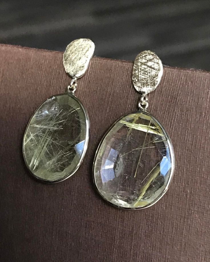 Gold on gold  14k solid yellow gold and genuine golden rutile quartz earrings TINAKRIS  Link is in bio #holidayshopping #holidays #goldnugget #gold #tinakris #tinakrisjewelry #beauty #style #styleinspo #jewelry #jewelgram #jeweloftheday #canada #niagara #toronto #newyork #yorkville #losangeles #vancouver #winter