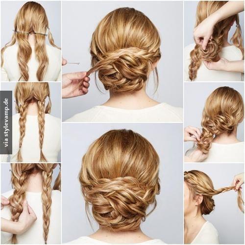 125 besten Frisuren zum Dirndl Bilder auf Pinterest