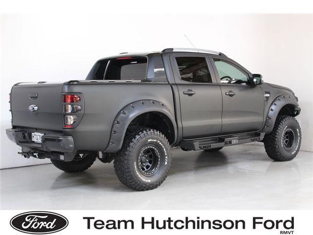 Ford Ranger Wildtrak MUD SLINGER 2014