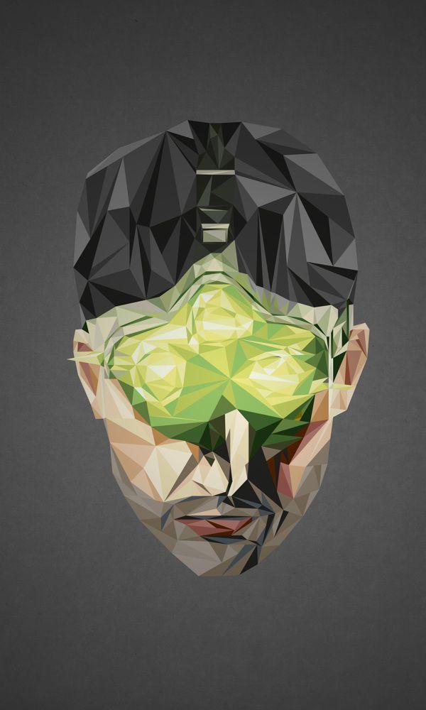 Simon Delart - Video Games Portraits Sam Fisher