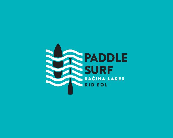Paddle Surf on Branding Served