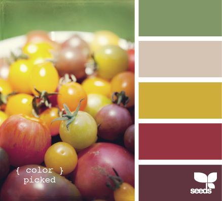 I always get asked what to wear to a portrait session... With all the fall sessions coming up soon I thought i would share this great site where you can get some color inspiration! If everyone in your group were to wear a couple of the colors from this palette you would look divine in your family portraits!: Color Picked, Color Palettes, Color Inspiration, Design Seeds, Color Combos, Colors, Color Combinations, Colour Palette