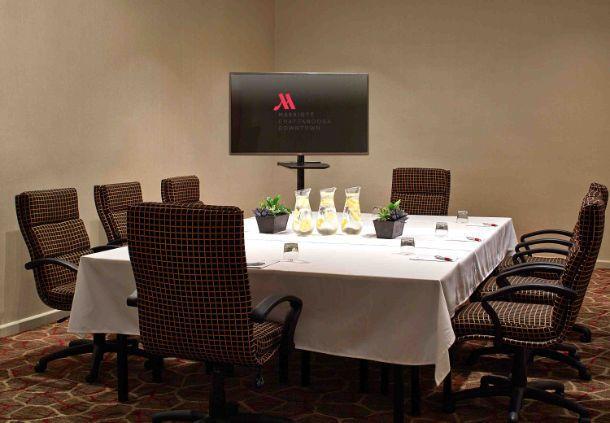 Chattanooga Marriott Downtown - Directors Room