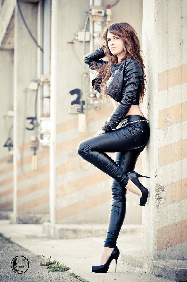 Women's Fashion: Leather