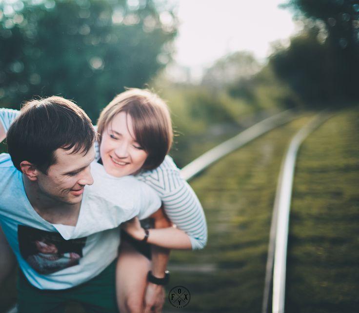 Love story Люда и Кирилл