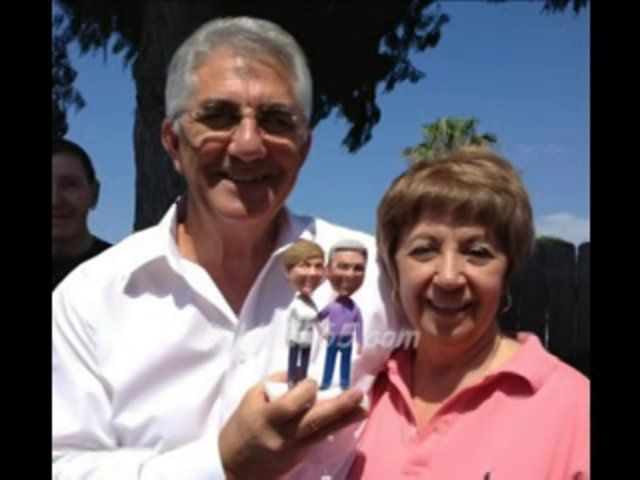 """Very pleased to be here to show our products in order to let more people know about """"how to make your own bobblehead"""" - The most interesting Christmas gift - Likenessme custom bobbleheads"""