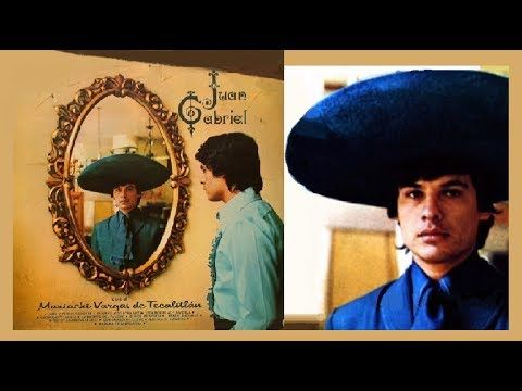4to L.P .- Juan Gabriel con el Mariachi Vargas de Tecalitlan - YouTube