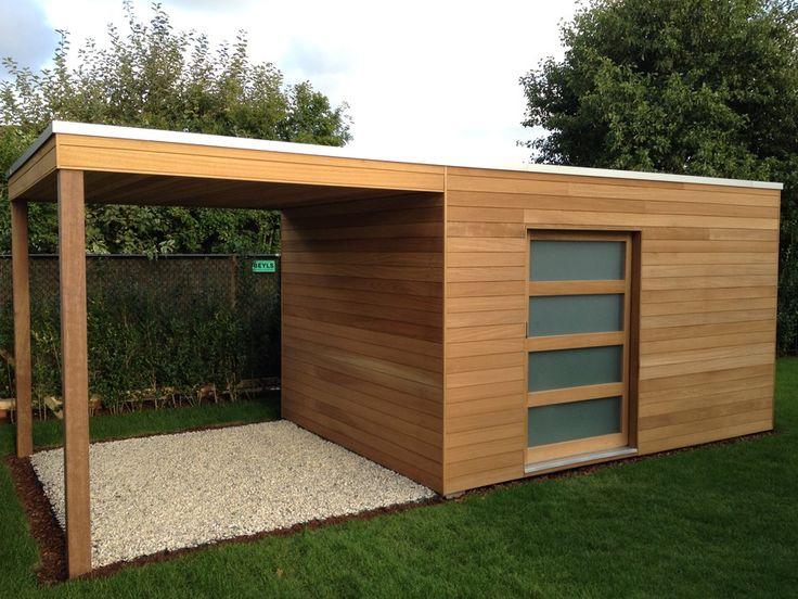 25 beste idee n over tuinhuizen op pinterest miniatuurtuinen en fee huizen - Luka deco ontwerp ...
