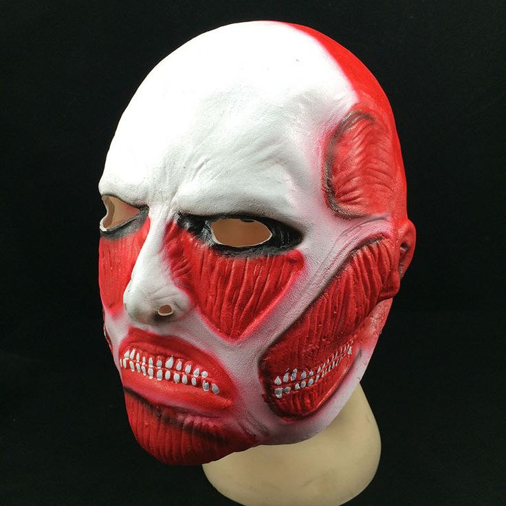 """>> Click to Buy << """"Attack On Titan"""" Shingeki no Kyojin Masks Horror Movie Cosplay Prop Adult Latex Full Face Party Mask for Halloween #Affiliate"""