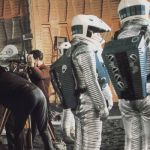 The Notebook compartió unas fotos desde el set de 2001: Odisea del espacio con motivo de la carta que el cineasta le envío al guionista Arthur C. Clarke.