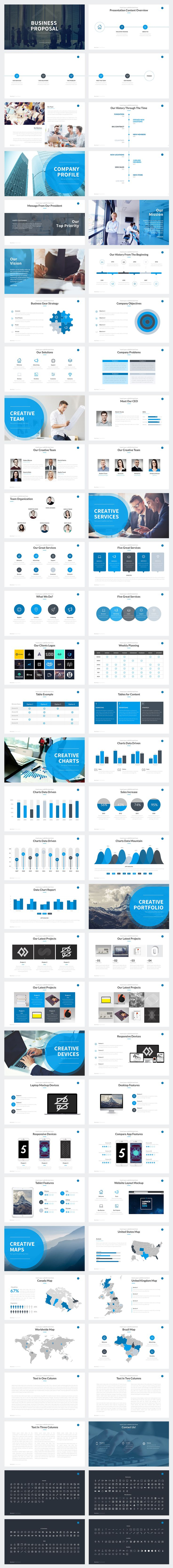 Business Proposal PowerPoint - Presentations - 9