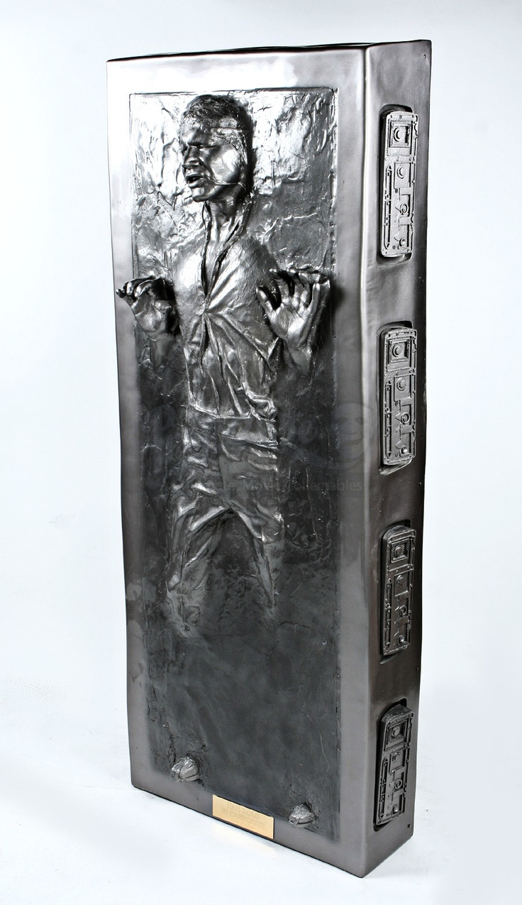 78 best images about star wars room on pinterest darth vader death star wars wall art and - Han solo carbonite wall art ...