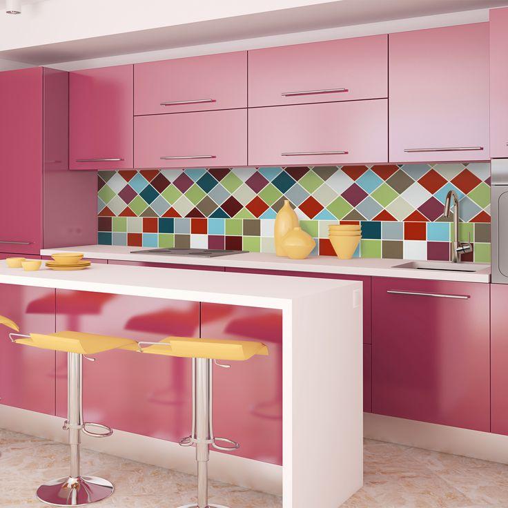1000+ Ideas About Kitchen Splashback Tiles On Pinterest