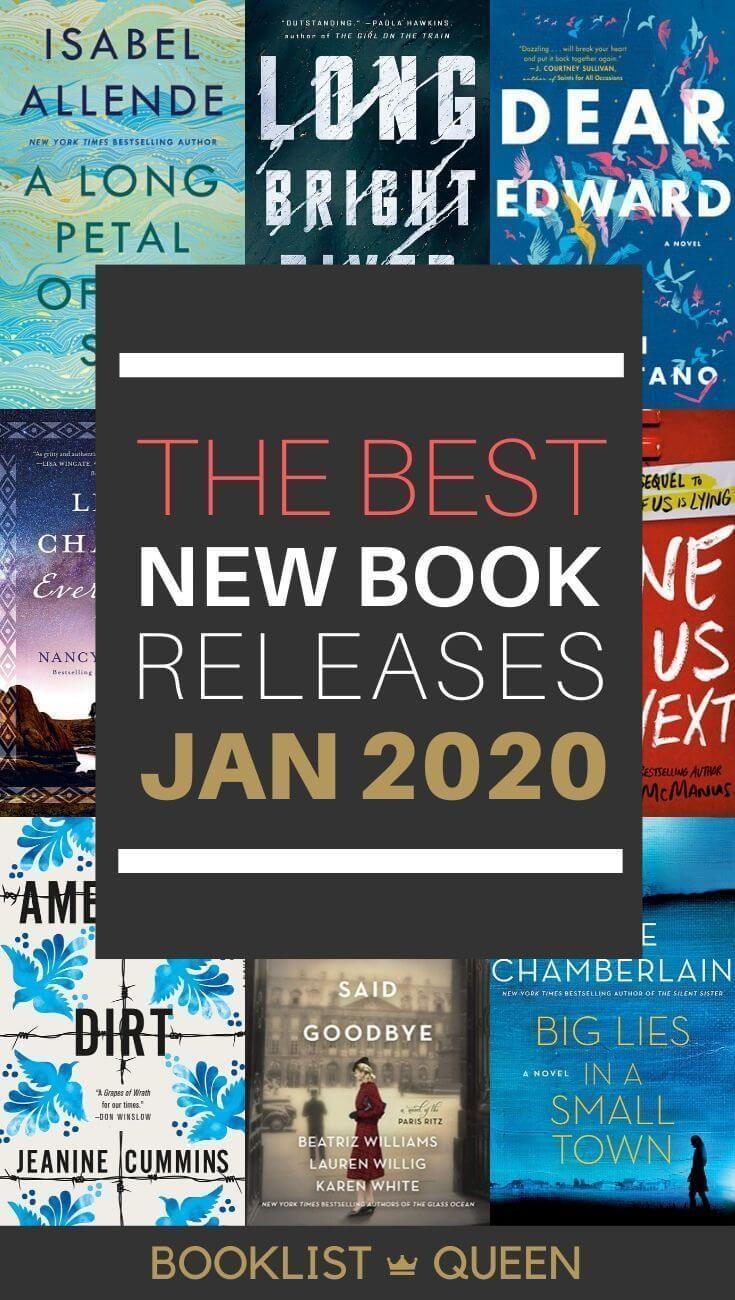 January 2020 Book Releases In 2020 Book Club Books Book