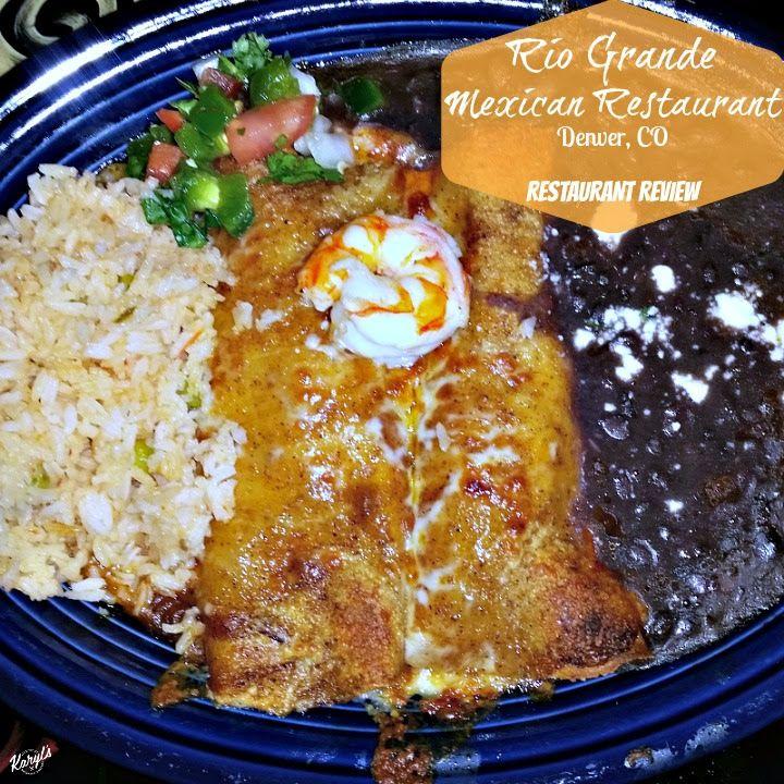 Rio Grande, Denver CO - Mexican Restaurant Review