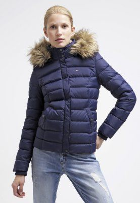 Hilfiger Denim MARTINA - Down jacket - peacoat for £132.00 (07/02/16) with free delivery at Zalando