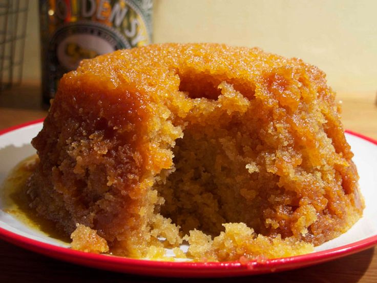 How to cook perfect syrup sponge | Life and style | The Guardian